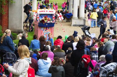May Day punch and Judy 600x400px